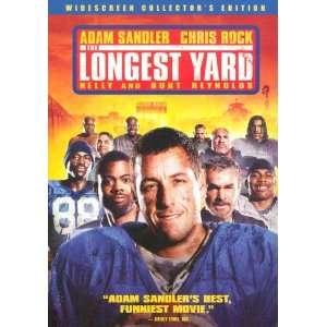 The Longest Yard Adam Sandler, Burt Reynolds, Nelly