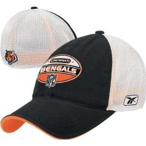 Cincinnati Bengals Cosmos Flex Fit Mesh Back Hat Sports