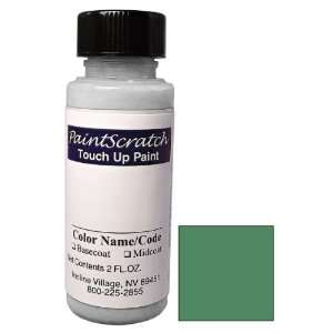 Bottle of Cactus Green Touch Up Paint for 1970 Ford Trucks (color code