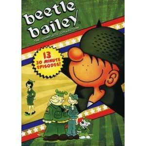 Beetle Bailey The Complete Collection Artist Not