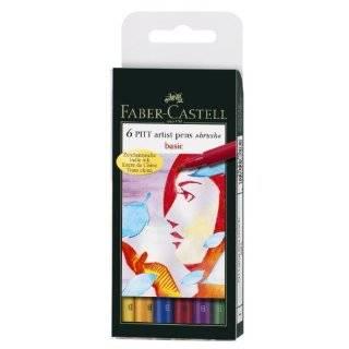 Faber Castell PITT Artist Brush Pen Set  Shades of Grey