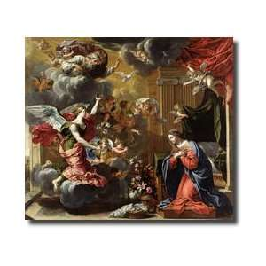 The Annunciation 165152 Giclee Print