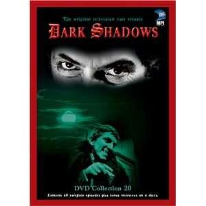 Dark Shadows: DVD Collection 20: Jonathan Frid, Grayson