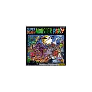 Super Scary Monster Party Various Music