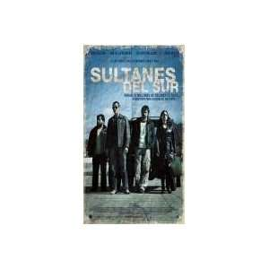 Sultanes del Sur (Sultans of the South) [NTSC/REGION 1 & 4 DVD. Import