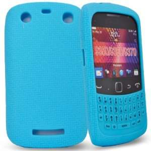 Mobile Palace   Sky blue keypad silicone case cover pouch