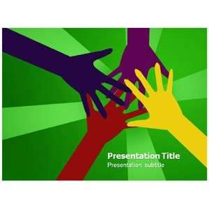 Diversity Training Powerpoint Template  Diversity