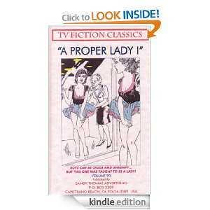 PROPER LADY I (TV FICTION CLASSICS) Sandy Thomas