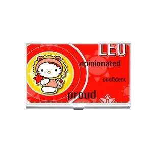 Hello kitty Leo Business Card Holder