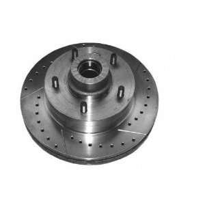 Aimco Extreme 5364RX Severe Duty Right Front Disc Brake Rotor and Hub