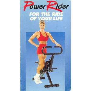 Power Rider   For the Ride of Your Life (VHS): Movies & TV