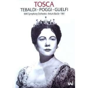 Puccini   Tosca Renata Tebaldi, Gianni Poggi, Gian