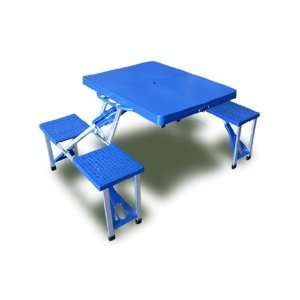 Portable Folding Picnic Table with Case Outdoor Park Table