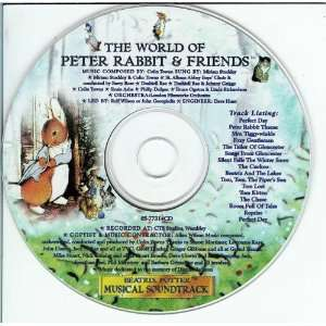 The World of Peter Rabbit & Friends   Beatrix Potter
