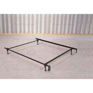 Bed Frame for Headboard Only, Twin Size, 4 Legs