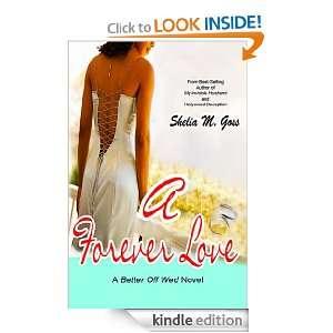 Forever Love Shelia Goss  Kindle Store