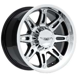 Eagle Alloys Series 027 Black Wheel with Painted Finish (17x9/5x135mm