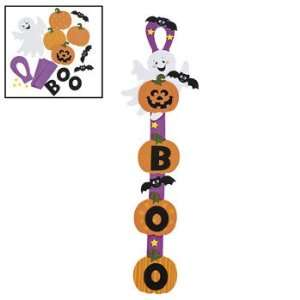 Ghost Door Hanger Craft Kit   Craft Kits & Projects & Decoration