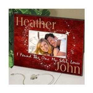 I Found the One My Soul Loves   Romantic Valentine Frame