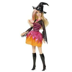 Barbie Halloween Party Barbie Doll 2011 Toys & Games