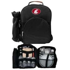 Washington State Cougars Picnic Backpack Sports