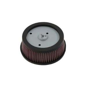 Replica Washable and Pre Oiled 2 1/4 Inch Air Filter Tapered Velocity