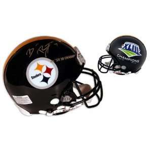Pittsburgh Steelers Autographed Full Size Super Bowl XLIII Steelers