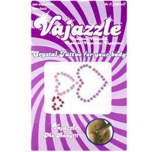 Vajazzle Body Crystals  Hearts  Find Me A Gift
