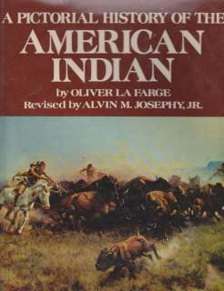 Native American Indian Culture Pictorial History 1966 (9780517016954