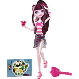 Monster High Skull Shores Draculaura Doll ARCHIVE SHELF