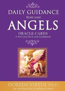 BARNES & NOBLE  Daily Guidance from Your Angels: 365 Angelic Messages