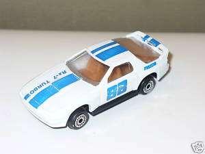 Mazda RX7 D90 Zee Toys Zylmex Motormax White #88