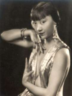 ANNA MAY WONG PHOTO  BY EDWIN BOWER HESSER   # 4