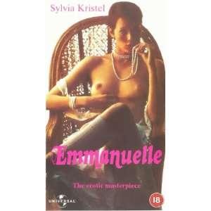 Emmanuelle [VHS] [1974] Alain Cuny, Sylvia Kristel, Marika Green