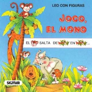 Joco, El Mono by Eva Rey   Reviews, Description & more   ISBN