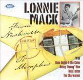 Mack, Lonnie   From Nashville To Memphis CD Cover Art