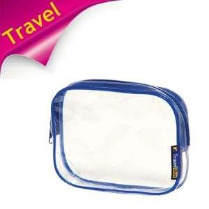 Bag   Hand Luggage, Travel, Transparent, Zip (5018404003515)