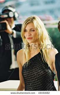 2002 During The 55th Cannes Film Festival, France Stock Photo 49191682