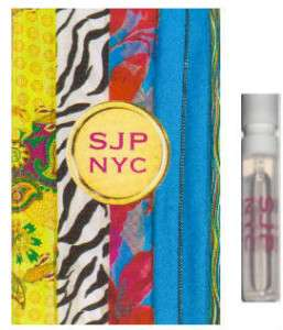 NEW 2010 ♥ Sarah Jessica Parker ♥ SJP NYC ♥ Sample Vial