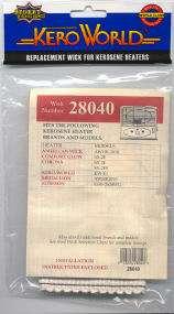 Kerosene Heater Wick 28040 Corona Robeson
