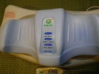 CARE KS 500 SPINAL EXERCISER SWING MASSAGE THERAPY CHI MACHINE
