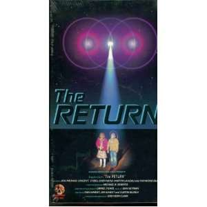 Return, the [VHS] Jan Michael Vincent, Cybill Shepherd