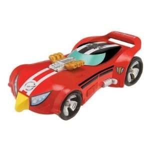 Power Rangers RPM   Red Eagle Turbo Micro Vehicle  Toys
