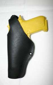Ruger 22/45 Leather Leather Belt Loop Pistol Holster