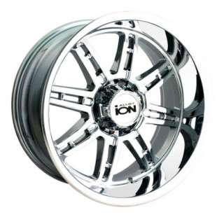 ion 20x12 FORD CHEVY DODGE WELD STYLE ION WHEEL NEW PRICE/ RONS RIMS