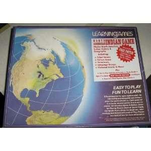 North American Indian Game Bob Taylor Books