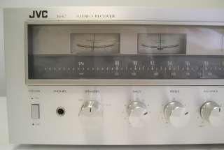70s Nostalgia* JVC Stereo Receiver R S7 RMS 55W Works