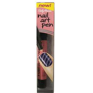Sally Hansen Nail Art Pen, Pink Makeup
