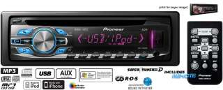 95352419_new pioneer deh 3400ub in dash car stereo radio receiver pioneer deh p4600mp wiring diagram on popscreen pioneer deh p6200bt wiring diagram at eliteediting.co