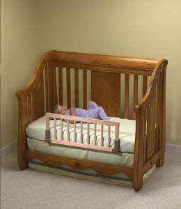 In 1 Portable Convertible Crib Day Bed Twin Bed White